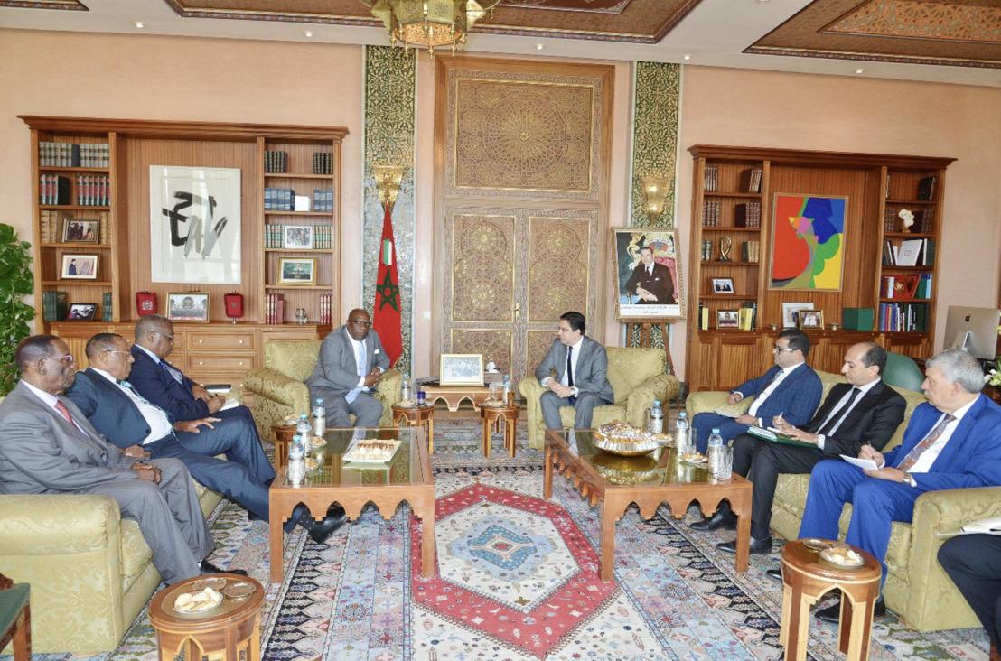 Le Premier Ministre de Saint-Kitts-et-Nevis salue les efforts de Sa Majesté le Roi Mohammed VI en faveur de la paix et de la stabilité dans le monde