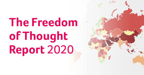 LANCERING FREEDOM OF THOUGHT REPORT