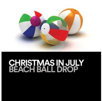 North Georgia Premium Outlets to host third annual Christmas in July Beach Ball Drop, July 14