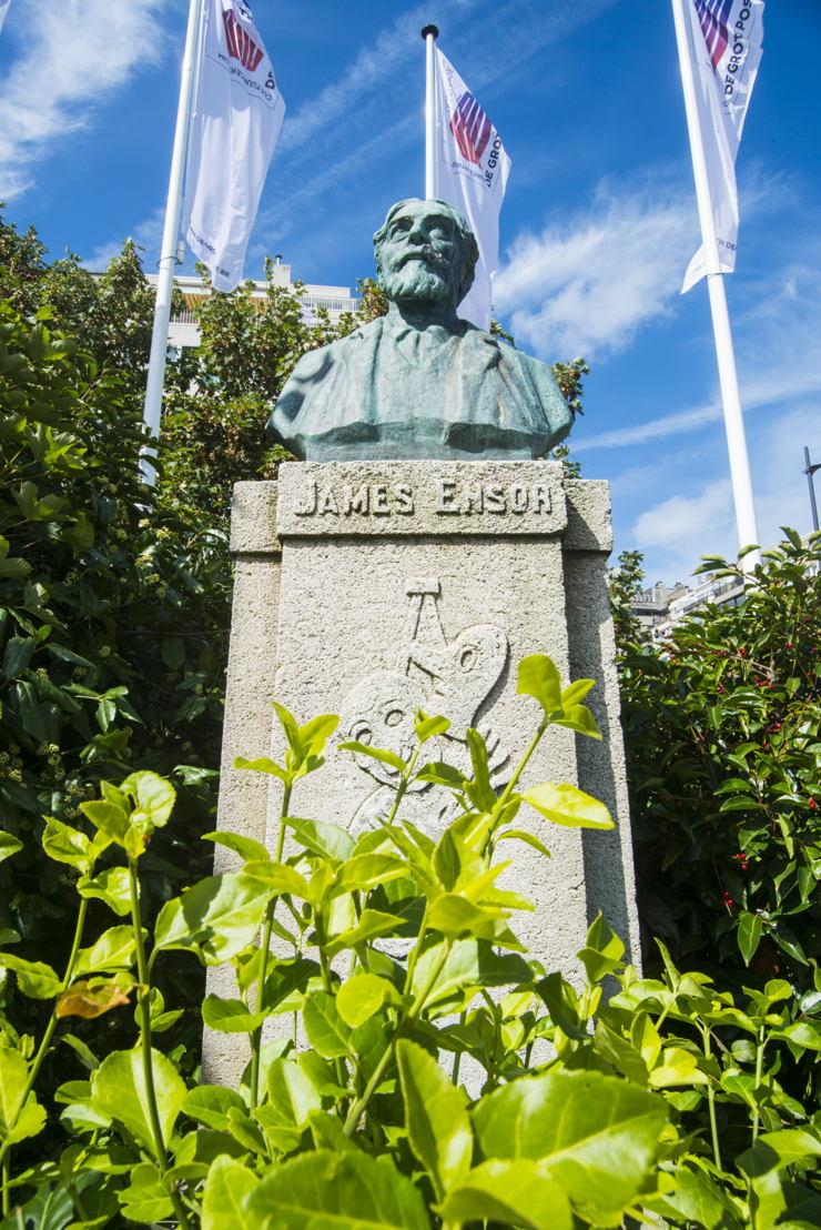 James Ensor © Arne Deboosere