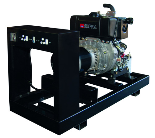 Hatz showcases power generators and water pump at bauma Africa [PRESS KIT]
