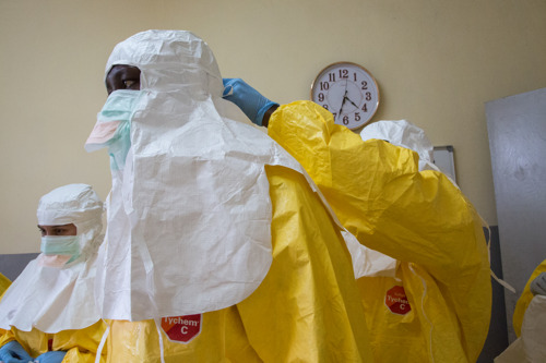 Uganda: MSF wraps up its intervention in response to a Marburg fever outbreak