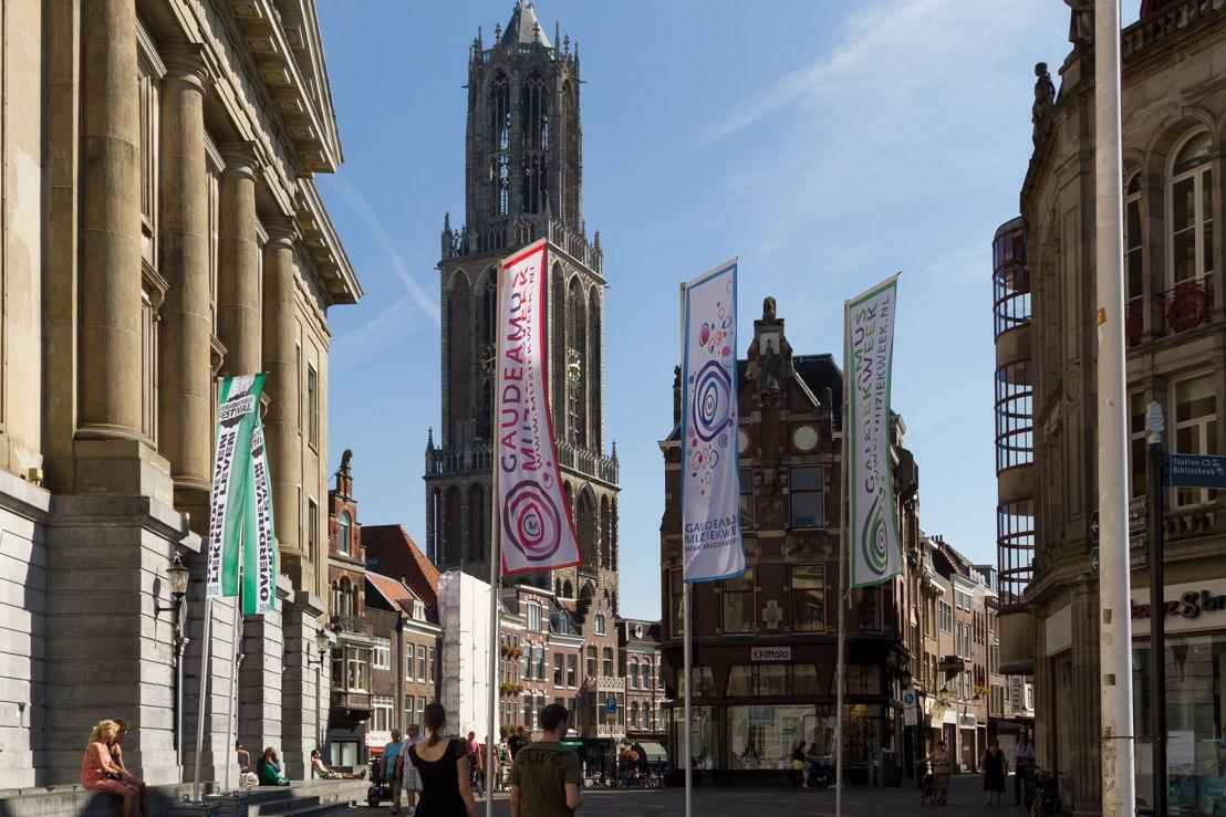 Gaudeamus Muziekweek in Utrecht Foto: Herre Vermeer