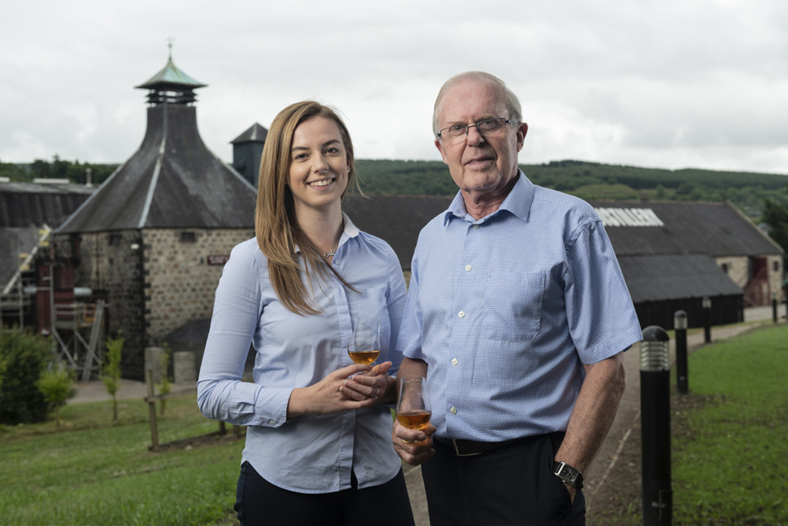 WORLD'S LONGEST SERVING SCOTCH MALT MASTER DAVID STEWART MBE ANNOUNCES 26 YEAR OLD FEMALE APPRENTICE FOR THE BALVENIE