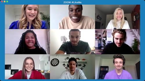 Opnames derde reeks #LikeMe van start met nieuw jong talent en nieuwe Nederlandstalige klassiekers