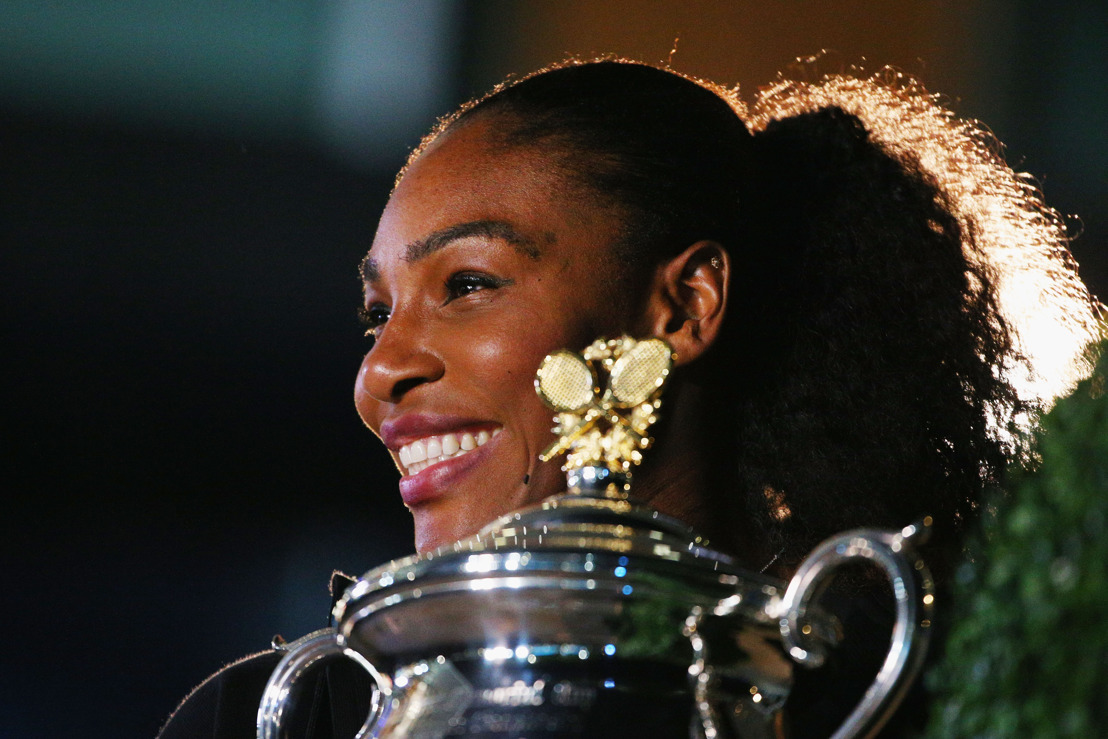 Serena Williams retrouve les courts pour l'Open d'Australie en qualité d'ambassadrice officielle de AccorHotels