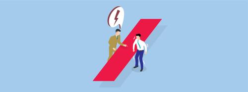 Agressie door derden op de werkvloer: een analyse