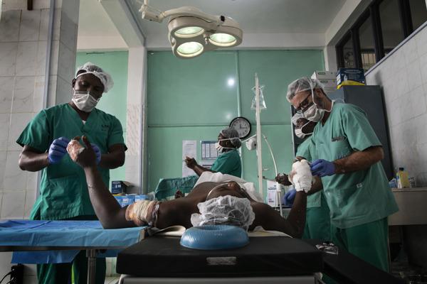 Preview: Médicos Sin Fronteras pide al Gobierno de Camerún que levante inmediatamente la suspensión sobre sus operaciones en el noroeste del país