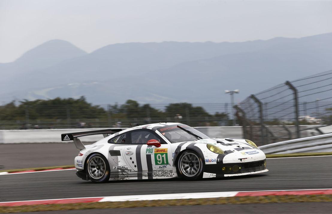 Porsche 911 RSR, Porsche Team Manthey