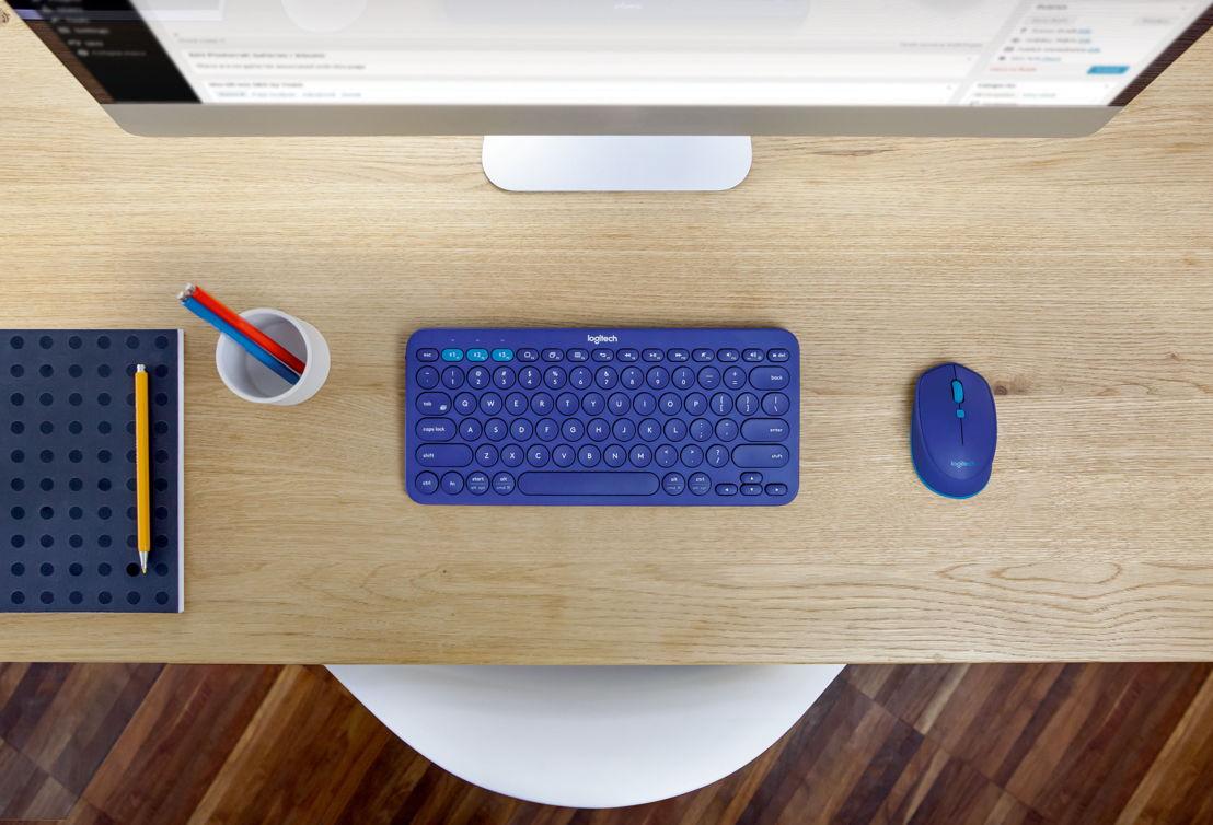 Teclado Bluetooth Multi Dispositivo Logitech® K380