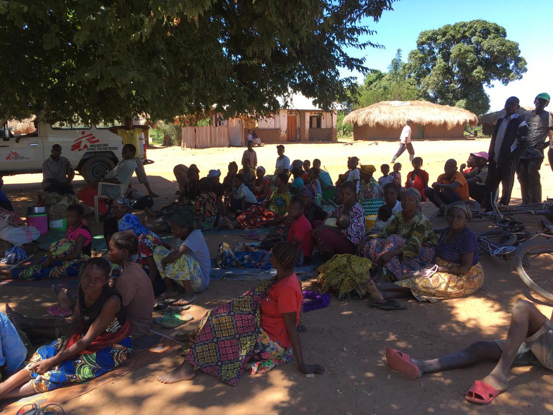 République démocratique du Congo: maladies et malnutrition ravagent les campements autour de Kalémie