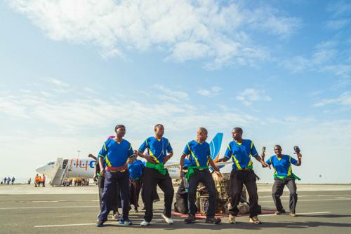 flydubai touches down at Kilimanjaro International Airport