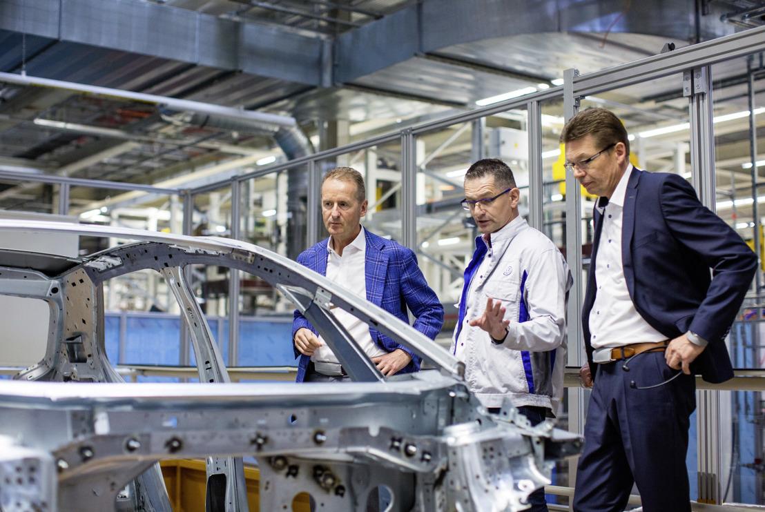 Volkswagen ya fabricó 200 vehículos de preproducción del nuevo auto eléctrico ID.3