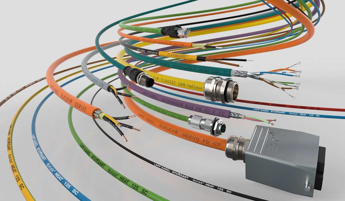 JJ-LAPP: More Than Just Cables