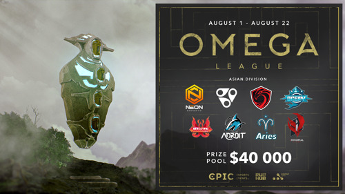 OMEGA League expands to Asia