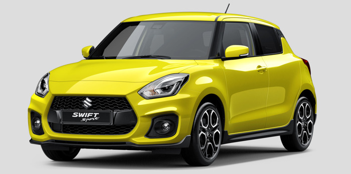 Suzuki Swift Sport 48V Mild Hybrid