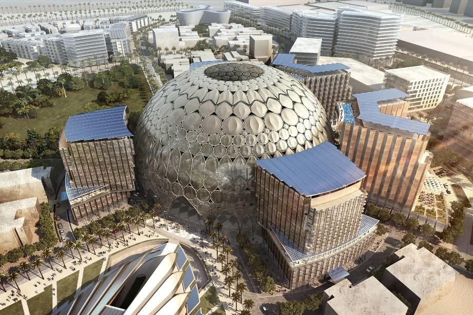 2. Dubai Expo 2020's announcement