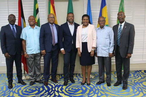 OECS FOREIGN MINISTERS CONCLUDE SUCCESSFUL FIFTH MEETING OF COUNCIL OF MINISTERS - FOREIGN AFFAIRS (COMFA)