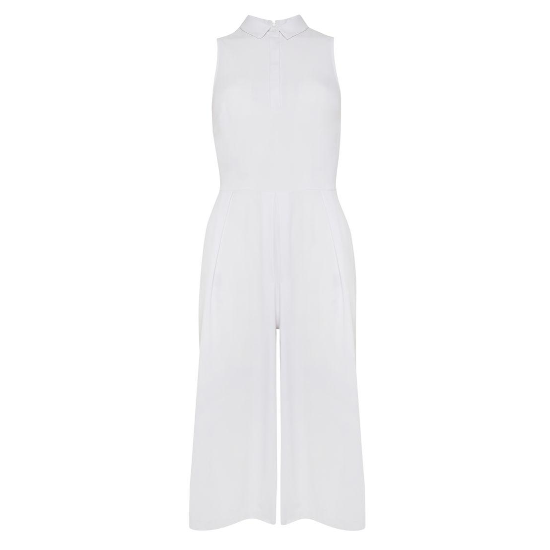 Primark - White culotte jumpsuit - 16€