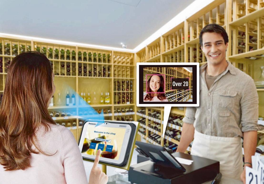 Panasonic Sistema Verificación Edad del Consumidor