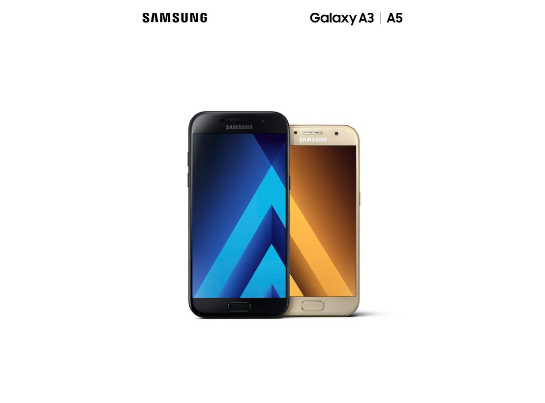Samsung lanceert vernieuwde Galaxy A: stijlvol, krachtig en praktisch