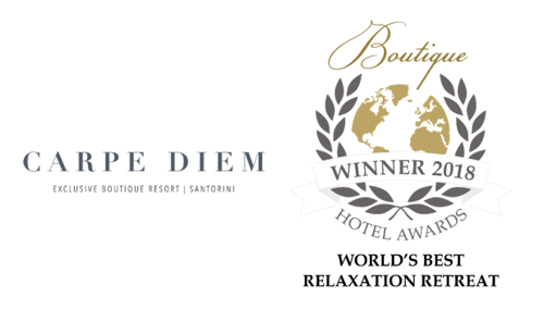 Preview: Carpe Diem Exclusive Boutique Resort Named Best Relaxation Retreat