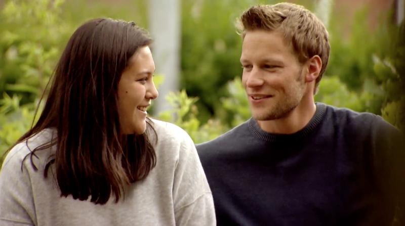 Stephanie en Bram (c) VRT