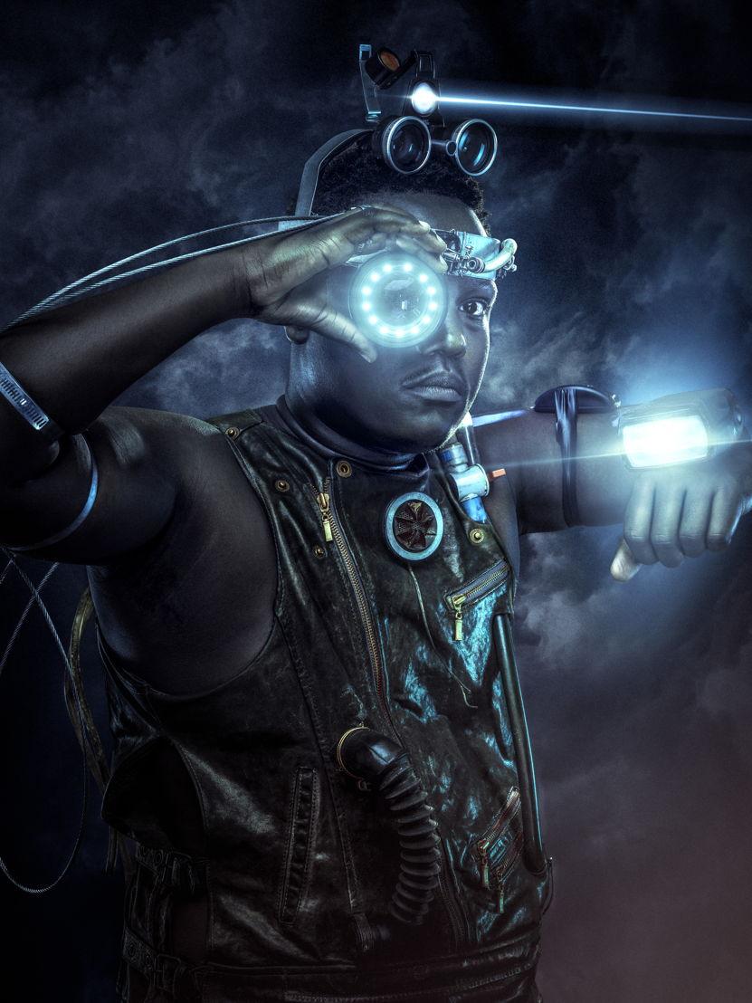 Osborne Macharia - The Eye