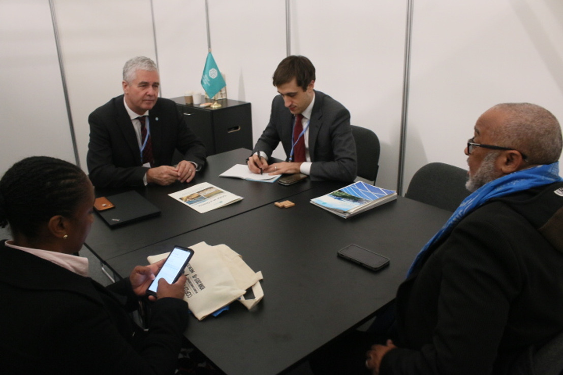 COP24: Improving Climate Resilience - GGGI and OECS To Promote Green Growth