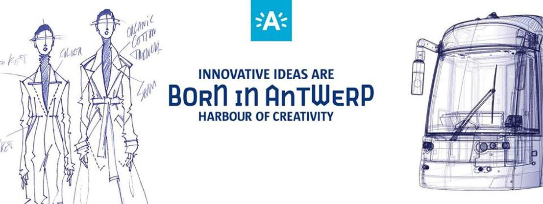 Born in Antwerp opent creatief hoofdkwartier voor Antwerps talent
