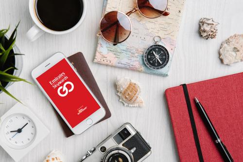 """سكاي واردز طيران الإمارات تطلق تطبيقاً للسفر بالمشاركة مع """"إنترتينر"""""""