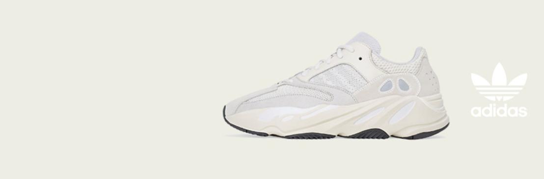 adidas + KANYE WEST anuncian la llegada de YEEZY BOOST 700 Analog