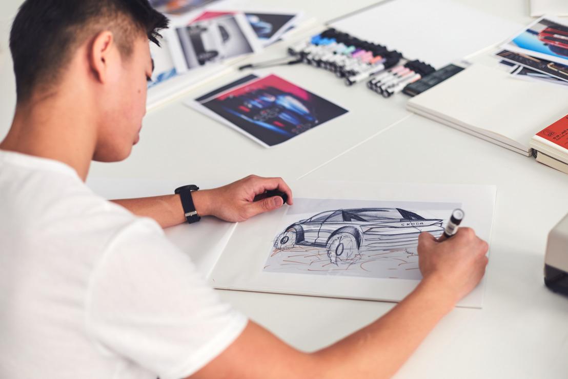 ŠKODA Student Concept Car will be a pickup version of the KODIAQ