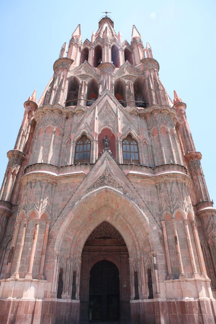 Parroquia de San Miguel Arcángel, San Miguel de Allende