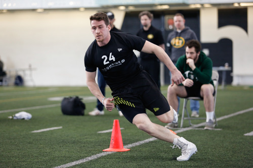 TOP PROSPECTS UNDER SPOTLIGHT AT CFL COMBINE PRESENTED BY NEW ERA THIS WEEKEND IN TORONTO