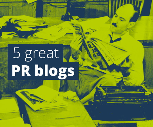 5 PR Blogs You Should Be Reading