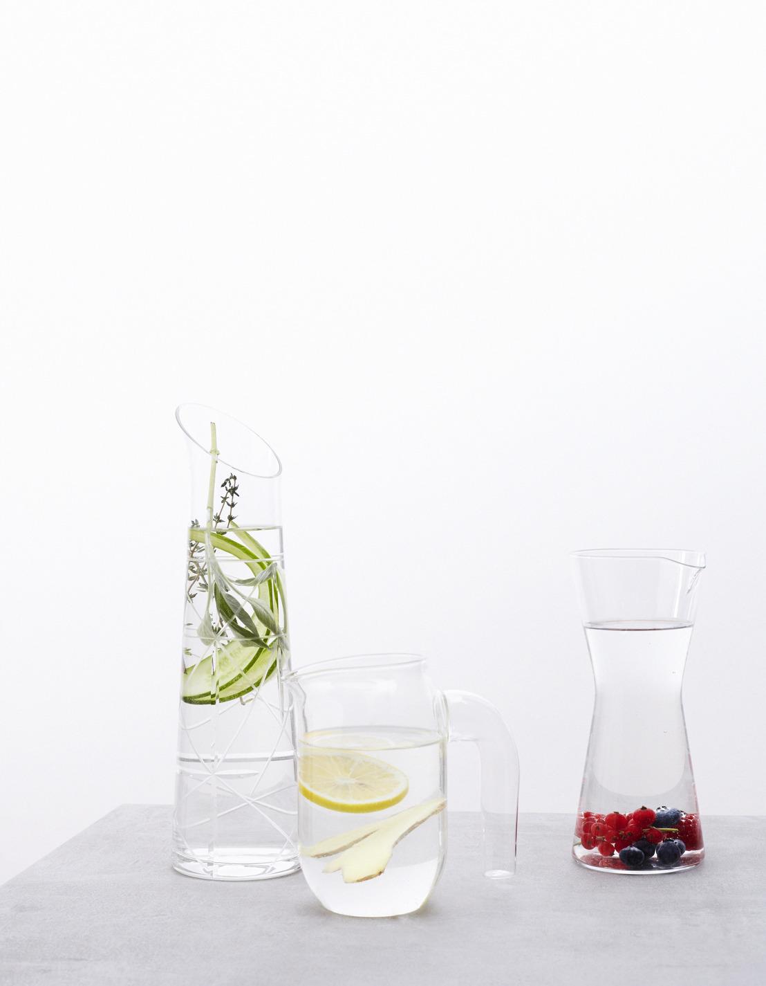 Feestelijk aperitieven met een vleugje bruiswater
