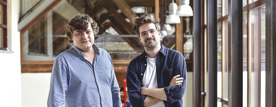 DDB renforce son pool créatif et accueille Yannick Pringels & Antoine De Bellefroid