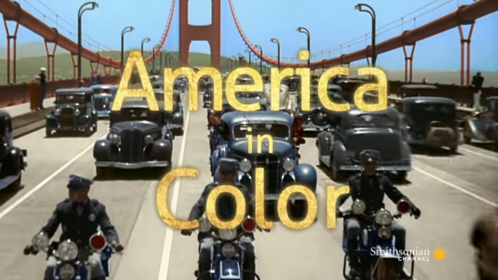 America in Color - (c) Smithsonian Channel