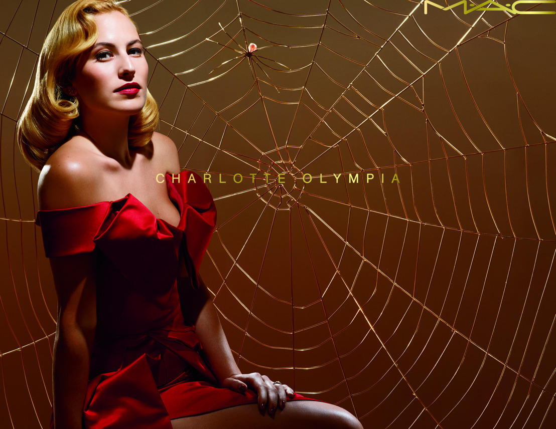M.A.C Cosmetics - Charlotte Olympia