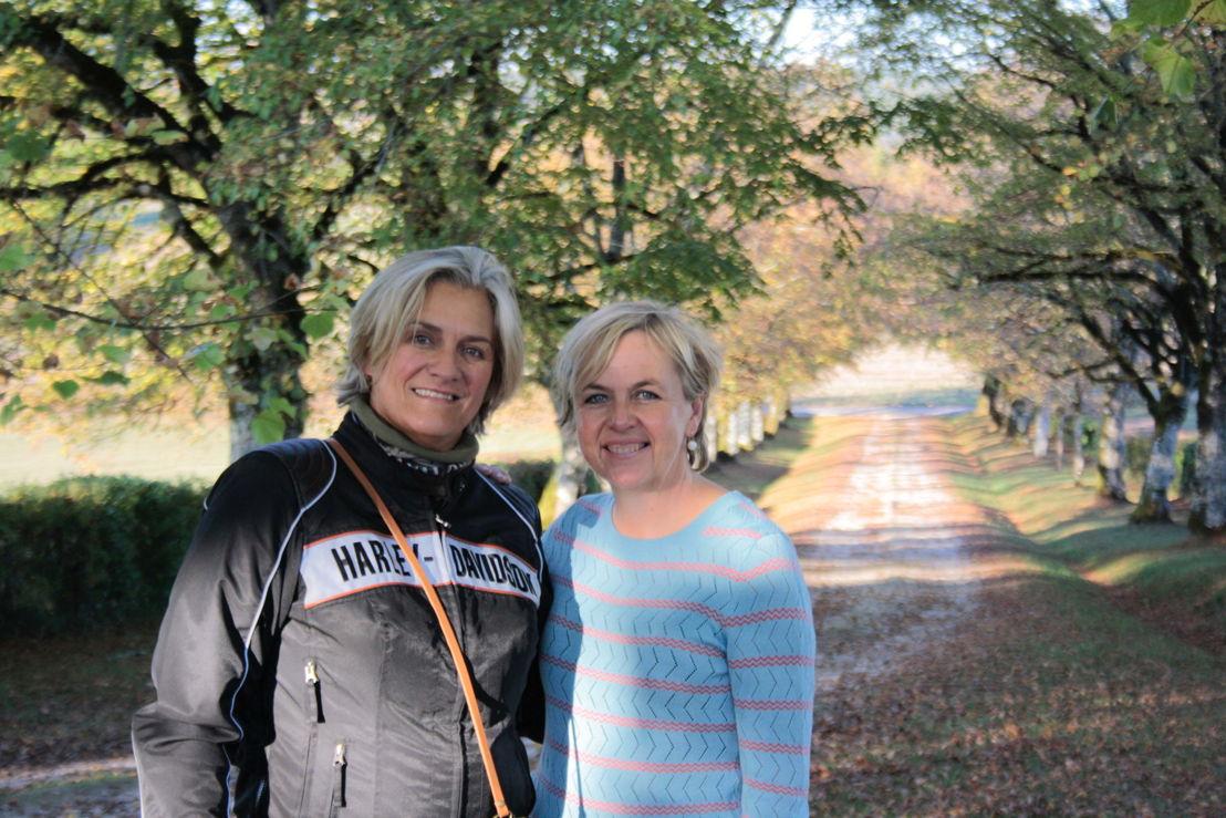 Kathleen in Chez Annemie (c) VRT