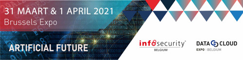 Infosecurity.be, Data & Cloud Expo verplaatst naar 2021