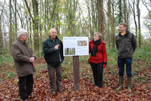 La commune d'Ottignies-Louvain-la-Neuve renforce les liens entre ses habitants et le Bois de l'Escavée