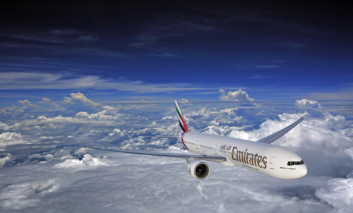 Emirates Announces Capacity Increase to St Petersburg