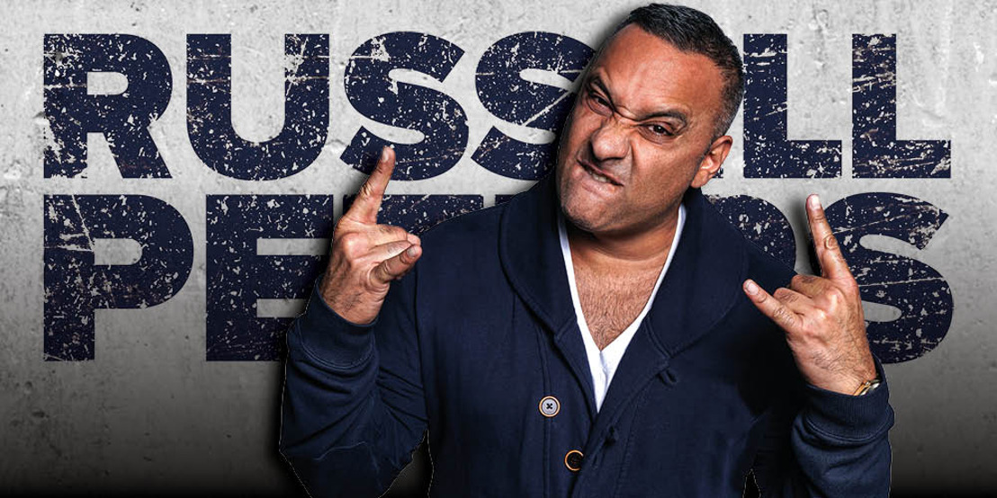 Russell Peters in Antwerp on the 2nd of May (ENG)