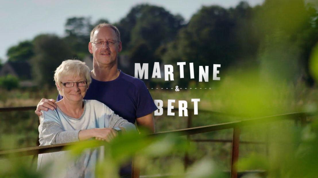 Martine & Bert (ouders van Nick, schoonouders van Sanne)