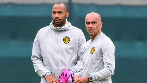 Thierry Henry is rejoining the Belgian Red Devils