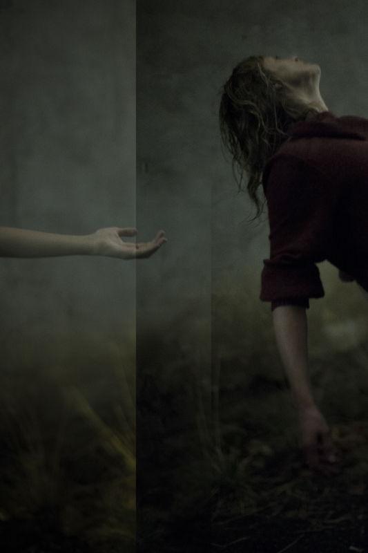 Inne Goris & Dominique Pauwels/LOD Muziektheater - Zonder Bloed - 13 > 15/03 - © Koen Broos