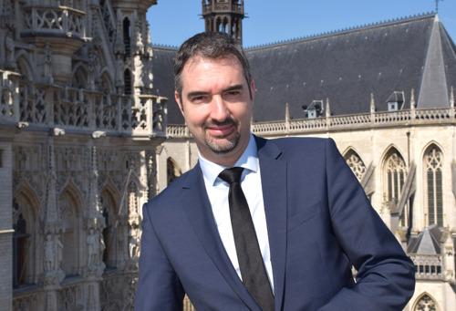 Jean-François Dister wordt voorzitter van de grootste coöperatie van het land