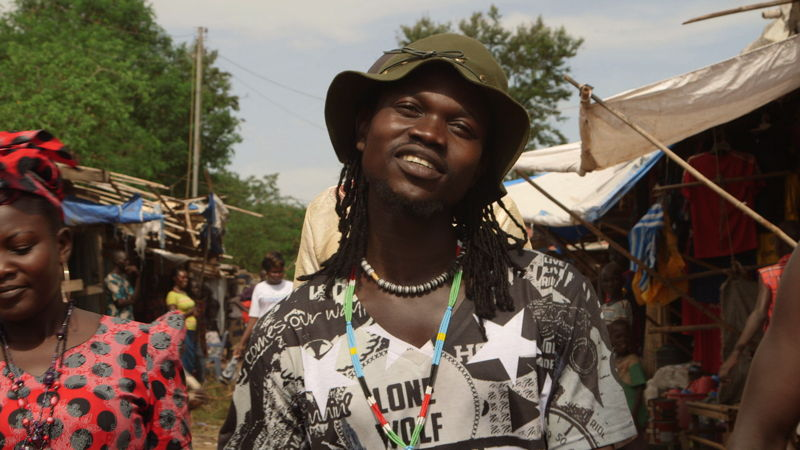 Reggae man WJ De King